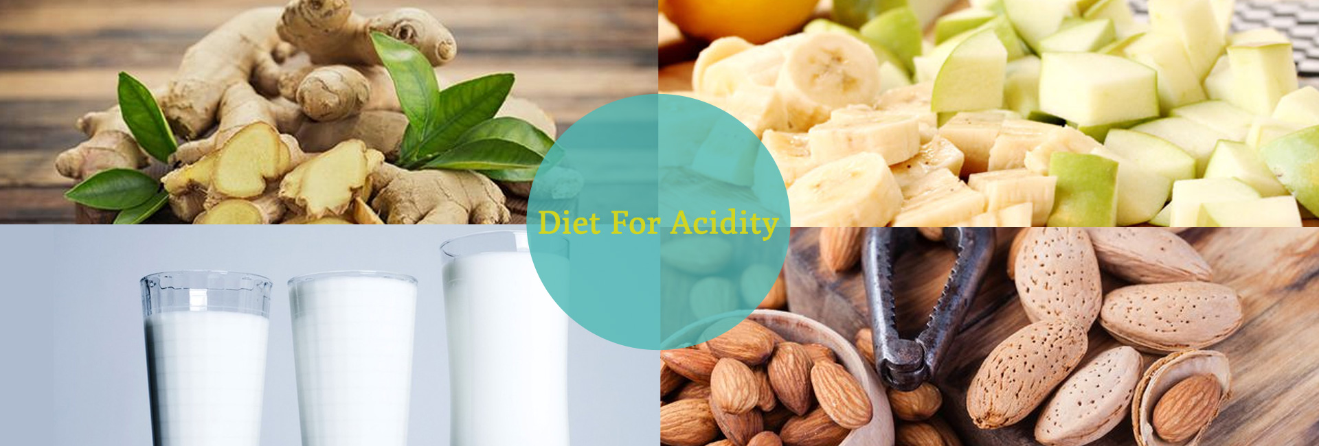 Diet For Acidity In Al Qusaidat